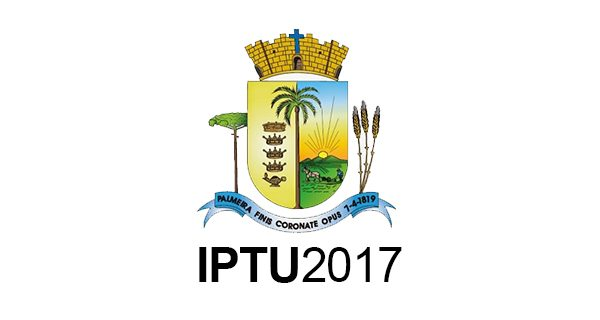 Contribuintes receberão carnês do IPTU 2017 através dos Correios