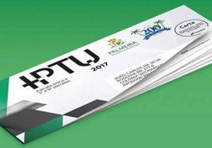 Entrega de carnês do IPTU 2017 é adiada e começará nos próximos dias