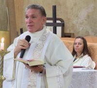 Missa de São José na Marcenaria do senhor Jacinto Mayer 18-03-2017
