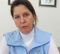 Professora Maria de Fátima Gomes Hoffmann
