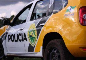 Motorista tem ônibus danificado e leva multa por estacionamento irregular