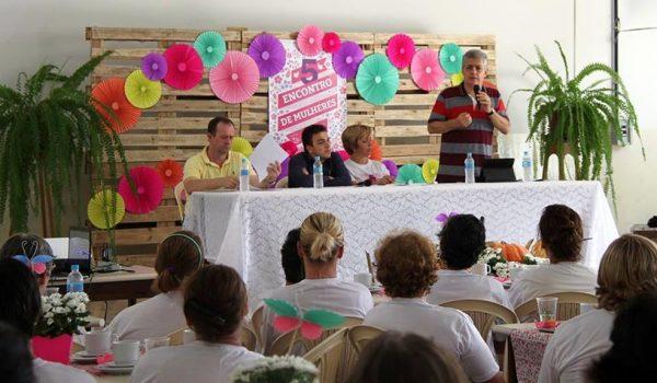 Associadas ao Sindicato dos Trabalhadores Rurais de Palmeira participam de evento alusivo ao Dia Internacional da Mulher