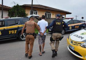 Polícia prende quadrilha suspeita de assaltos a ônibus em Palmeira
