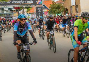 Ciclistas palmeirenses participaram do Circuito Estações de Moutain Bike