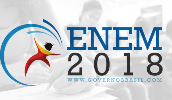 Inscrições para o Enem iniciam nesta segunda-feira (07)