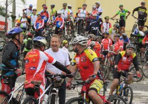 1º Bike Tour de Palmeira comemorativo ao aniversário da cidade