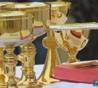 Missa de Páscoa - Matriz de Palmeira.