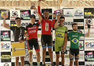 Palmeirenses participaram da 1ª Etapa do Circuito PGR de Mountain Bike