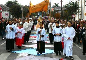 Palmeira terá Corpus Christi solidário