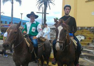 Breno é vice-campeão Brasileiro de Enduro Paraequestre