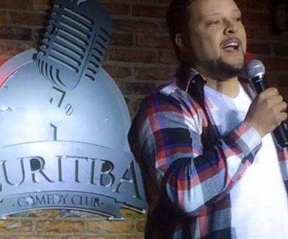 Palmeirense no Curitiba Comedy Club