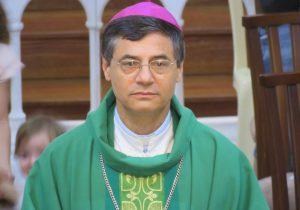 Dom José Mario é nomeado bispo para Uruguaiana (RS)