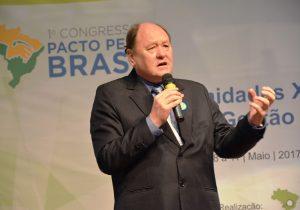Observatório Social do Brasil – Seção Campos Gerais participa do 1° Congresso Pacto pelo Brasil