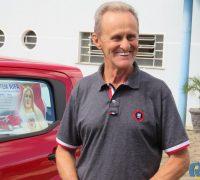 Ganhador do Fiat Mobi -Festa da Fátima 2017.