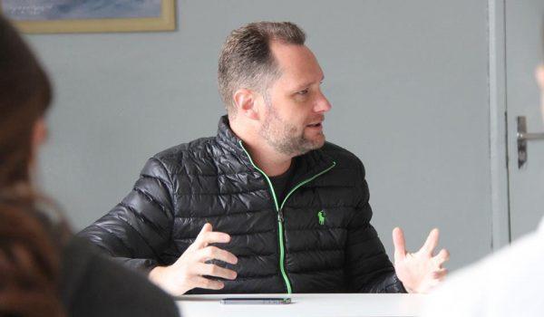 Prefeito esteve reunido com a nova diretoria do Coderp