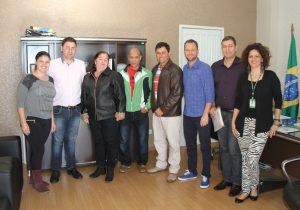 Palmeira recebe dois profissionais cubanos através do programa Mais Médicos