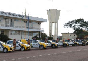 Palmeira será contemplada com nova viatura policial