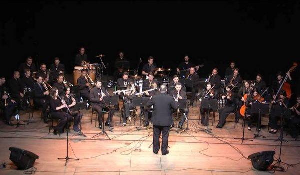 Orquestra Municipal de Palmeira realiza apresentação em Ponta Grossa