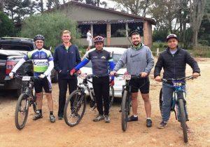 Mountain Bike atrai novos competidores de Palmeira