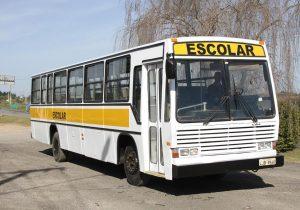 Secretaria de educação reformaônibus do roteiro escolar