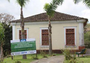 Começa obra de reforma no Museu de Palmeira