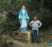 Benção da Gruta de Nossa Senhora das Graças em Pinheiral de Cima