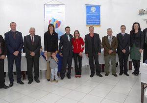 Rotary Club de Palmeira empossa nova diretoria para o biênio 2017/2018