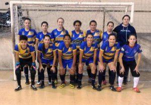 Seleção de futsal feminino estreia com vitória na Copa Cidade