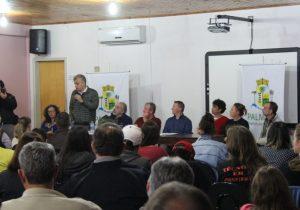 Palmeira realiza audiência pública sobre a APA da Escarpa Devoniana com grande participação popular