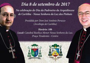 Novos Bispos auxiliares serão acolhidos na Arquidiocese de Curitiba