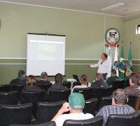 Auditório do Colégio Agrícola Estadual Getúlio Vargas.