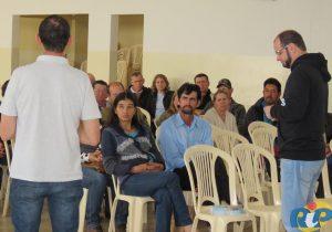 Pastoral Familiar inicia atividades da Semana Nacional das Famílias com encontro de Formação.