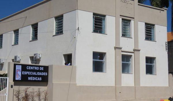 Santa Casa inaugura Centro de Especialidades Médicas.