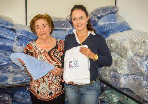 Santa Casa recebe doações e inaugura mais um apartamento