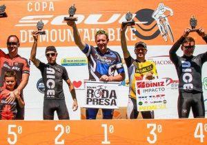 Ciclistas conquistam bons resultados na 4ª Etapa da Copa Soul de MTB