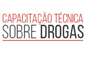 Inscrições para curso de capacitação técnica sobre drogas ficam abertas até dia 22