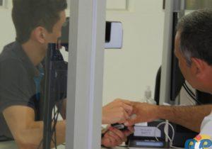 Mais de 40%dos eleitores de Palmeira ainda não realizaram o recadastramento biométrico, o prazo termina no próximo mês.