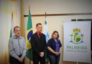 Cerimônia cívica acontece internamenteem referência ao dia 7 de setembro