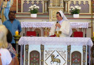 Irmã celebra novena na Matriz