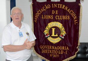 Lions Internacional e Santa Casa assinam acordo de cooperação.