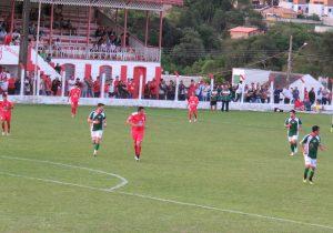 Ypiranga estreou com empate em casa