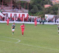 Estádio João Chede, em Palmeira.
