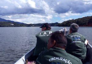 Pesca de espécies nativas está proibida nos rios e reservatórios do Paraná