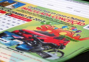 Paróquia vai sortear carro e moto 0 Km