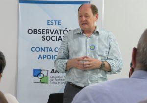 Observatório apresentou o relatório das atividades do primeiro semestre em Palmeira