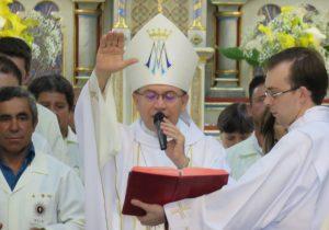 Missa solene da festa da Padroeira