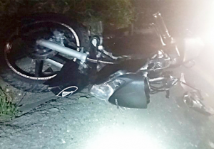 Jovem palmeirense morre na BR 277