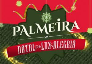Prefeitura divulga a programação de Natal em Palmeira