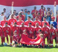 Ypiranga Futebol Clube -Vice Campeão do Campolarguense 2017.