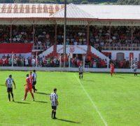 Estádio João Chede recebeu um bom número de torcedores.